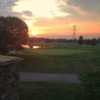 A sunset view from Royal American Links Golf Club