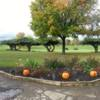 An October view from Oakhurst Country Club