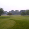 A view from a tee at Oakhurst Country Club